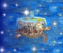 The Great A'Tuin, Cosmic Turtle