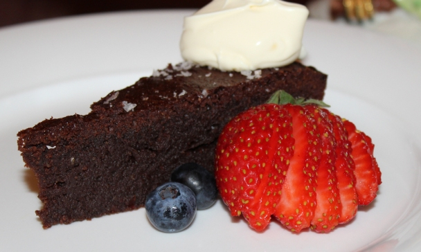 Chilli Chocolate Cake - Have your cake and eat it too.